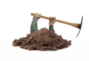 A Digging