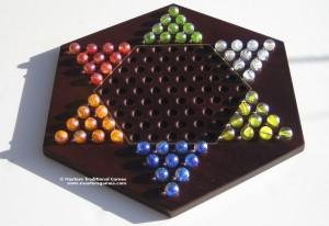 chinese-checkers-hexagonal