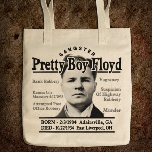 gangster-pretty-boy-floyd-tote-bag