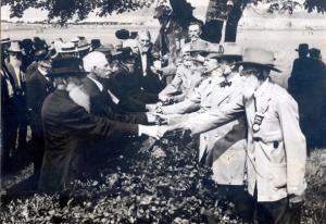 Great Gettysburg Reunion of 1913