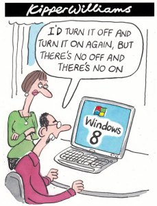 Kipper Williams on Windows 8
