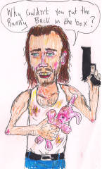 nicolas cage con air cartoon
