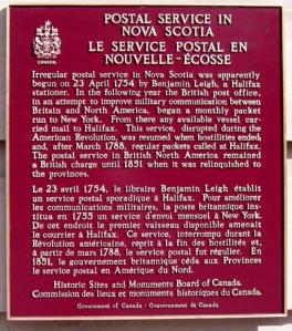 postal service canada