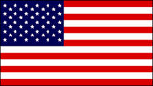 50 star US Flag