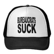 baseball cap bureaucrats suck