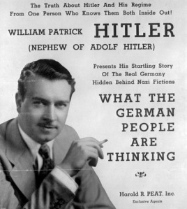Hitler's nephew