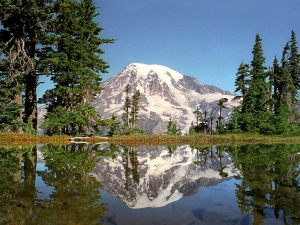 mount rainier washington us