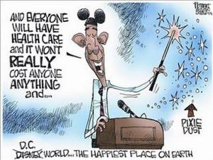 Obamacare cartoon