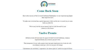 obamacare login calif