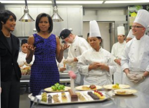 White House kitchen