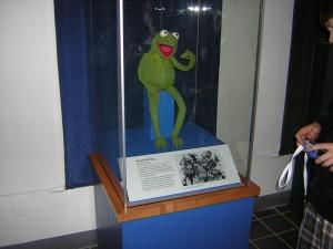 Actual Kermit