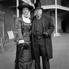 Mr. & Mrs. Theodore Roosevelt