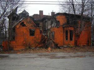 DetroitAbandonedHouse