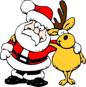 Santa_and_Reindeer