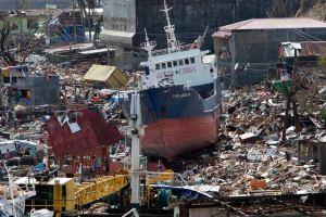 typhoon Haiyan 2013
