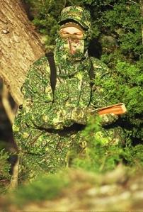 bushgreen camouflage
