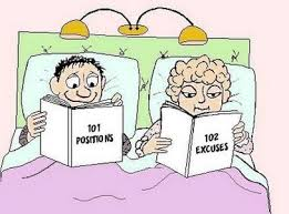husband and wife in bed cartoon