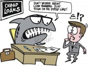 loan-sharks