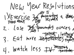 resolutions broken