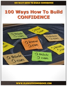 100 ways to build confidence