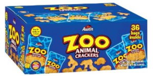 Animal Crackers Zoo