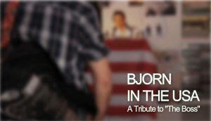 Bjorn in the U.S.A.