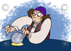 Cartoon-Fortune-Teller