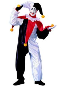clown jester