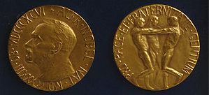 Nobel Peace Prize Medal 1986 Did You Know – Anoth...