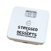 stressed scale