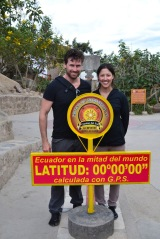 the equator