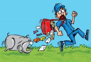 cartoon-postman-running-away-from-a-dog-he-is-dropping-his-letters