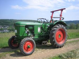 David Brown D25 tractor