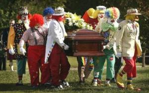 fun funeral