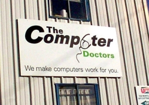 logo The Computer Doctors