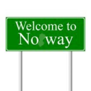 Norway sign