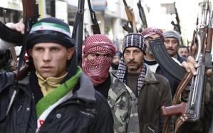 Syrian revolutionaries