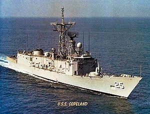USS Copeland FFG-25