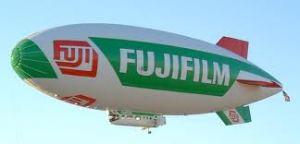 Fuji Film blimp