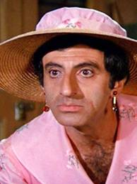 Jamie Farr as Klinger in MASH