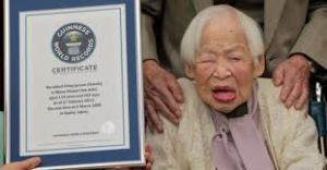 oldest person on Earth