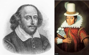 Shakespeare and Pocahontas