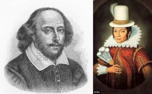 Shakespeare and Pocahontas