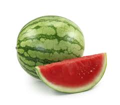 watermelon, official state vegetable of Oklahoma