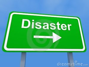 disaster-sign