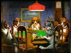 dogs_poker