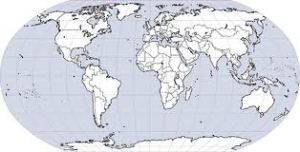 map north america and europe