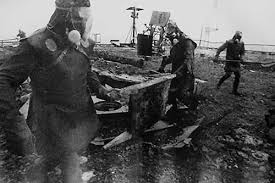 Chernobyl disaster workers