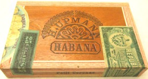 Box of Cuban Cigars