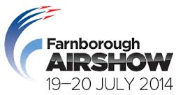 Farnborough Airc Show 2014 logo